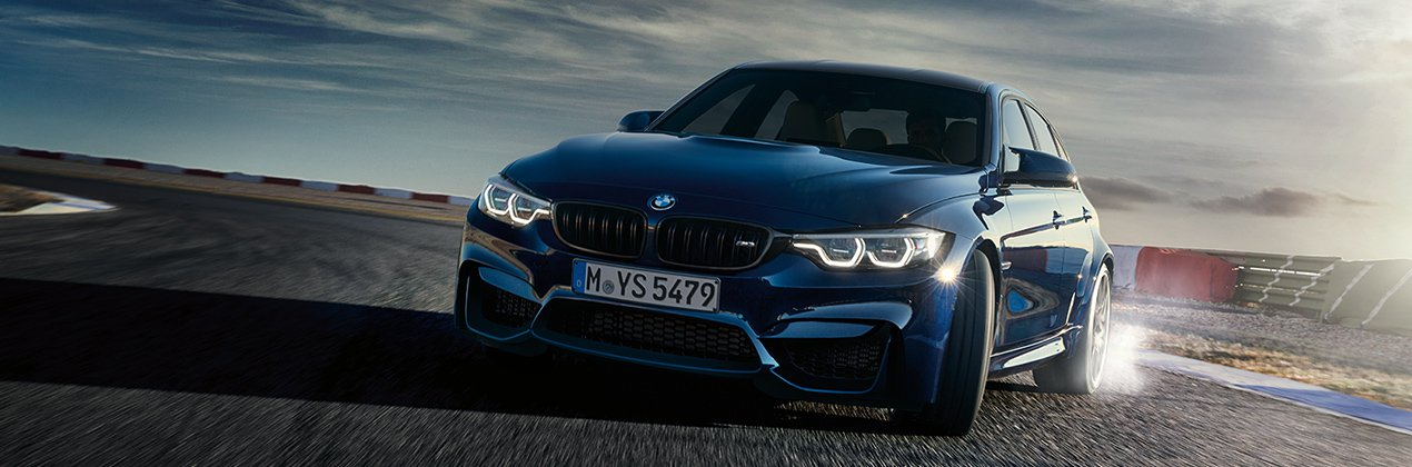 BMW M3 Gets A Slight Facelift