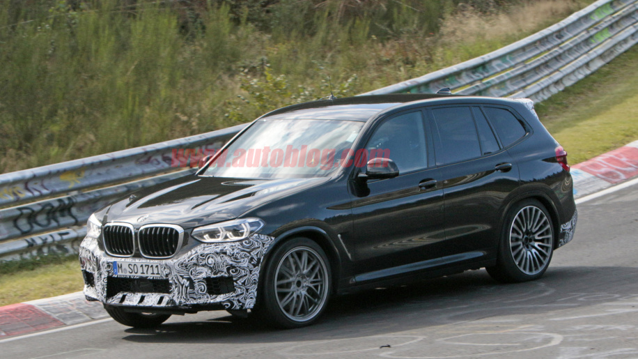 Expect For BMW X3 M