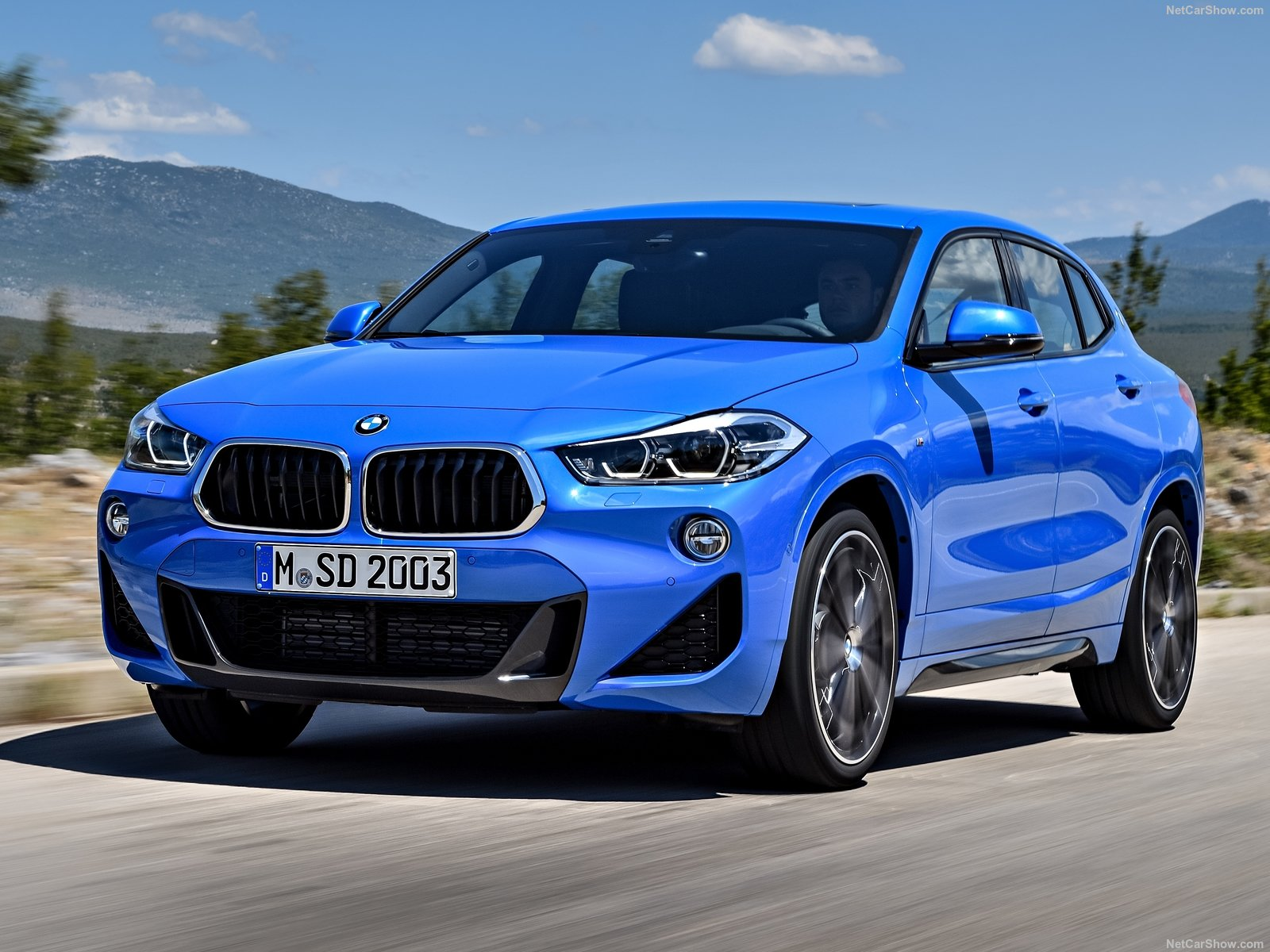Meet Next Year's X2 From BMW