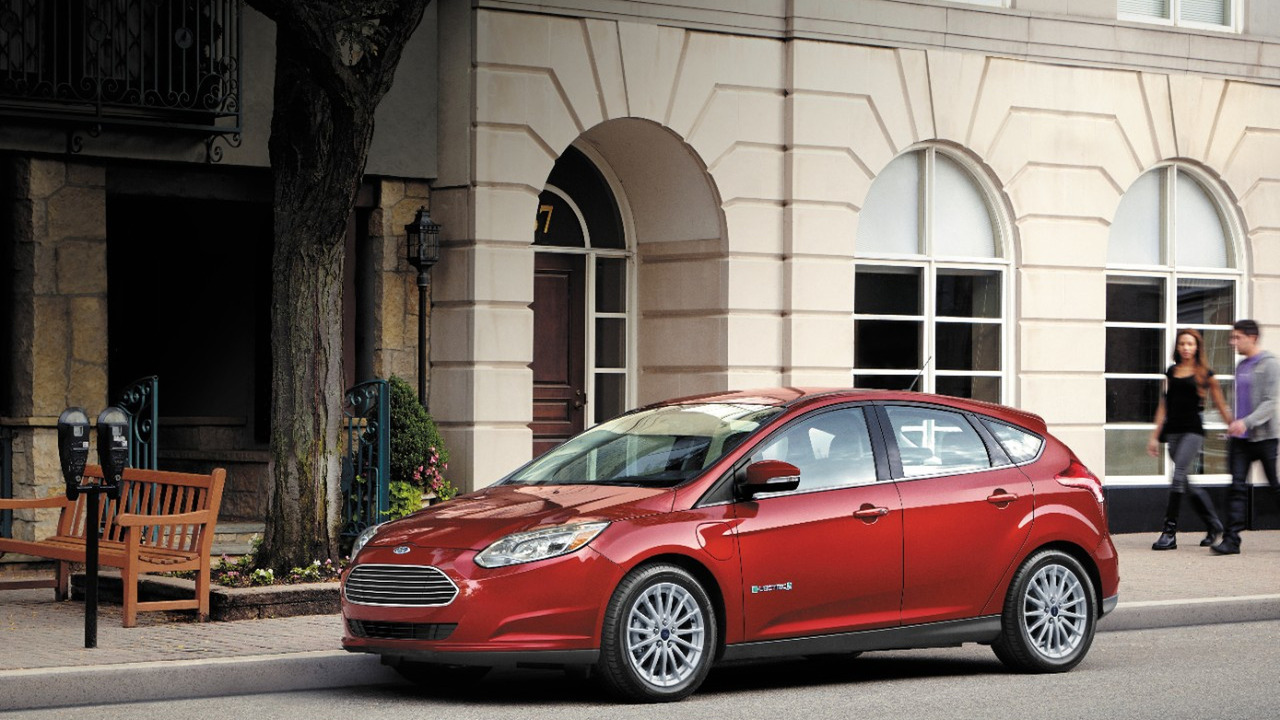 Increased Range and Innovated Battery For Euro-spec Focus EV From Ford