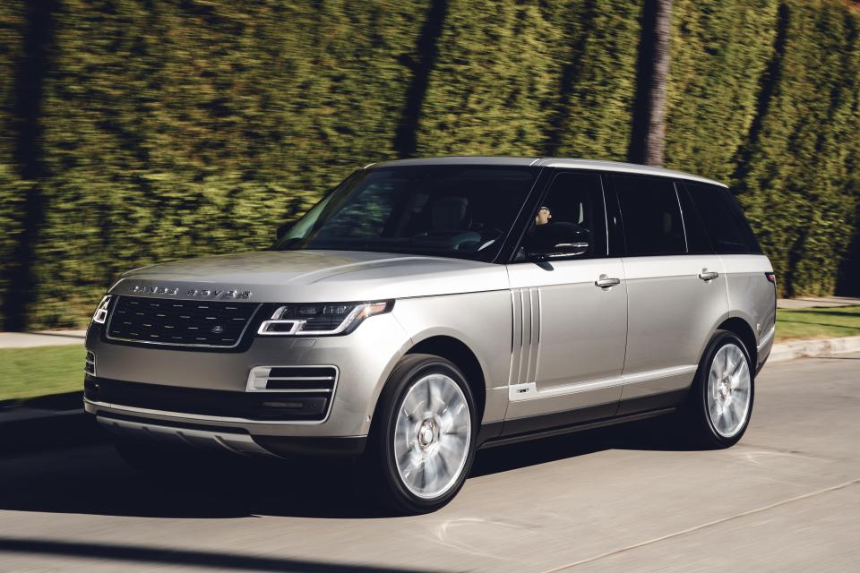 The most expensive Land Rover in history is presented