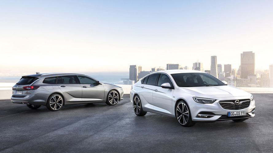 Cost Of Insignia Grand Sport and Sports Tourer Is Announced By Opel