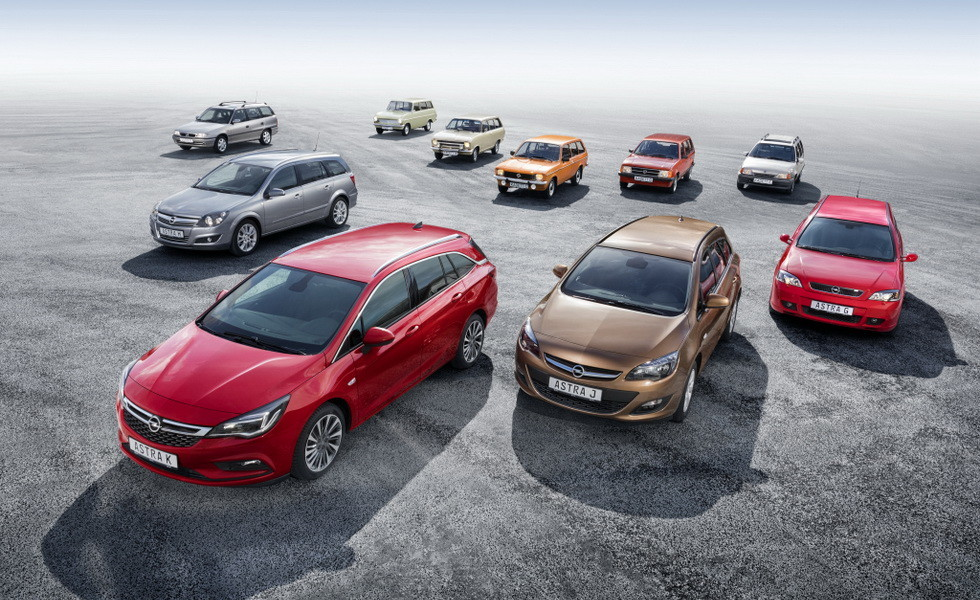 Opel will reduce the model line, preferring electric cars