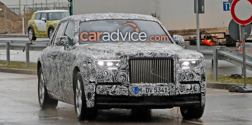 More Info On 2018 Rolls-Royce Phantom