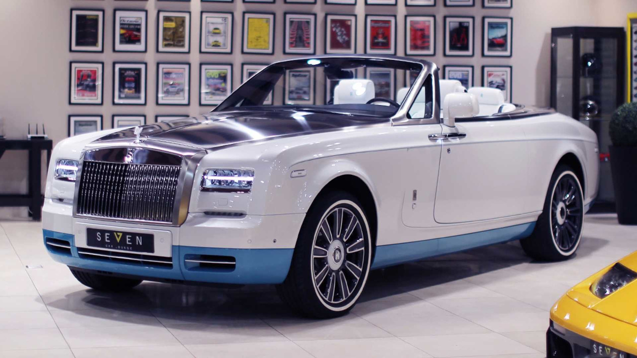 See Final Rolls-Royce Phantom Drophead Coupe