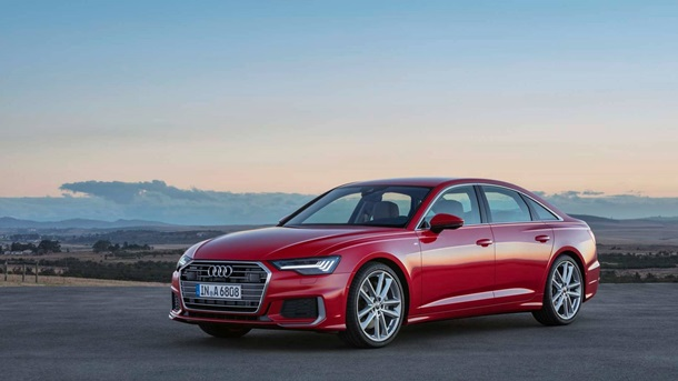 See Next Year's Audi A6