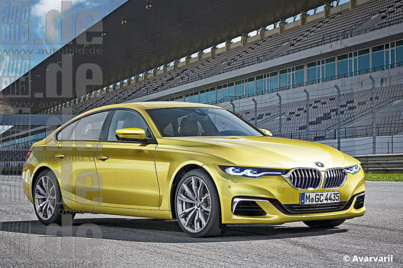 2019 BMW 4-Series Gran Turismo: the new beginning