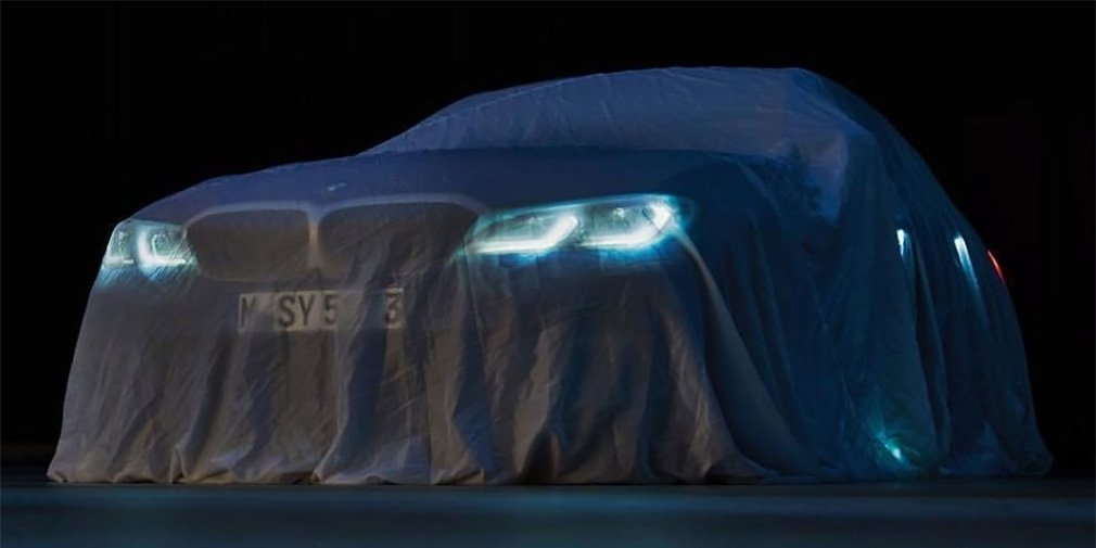 BMW 3-Series announced officially