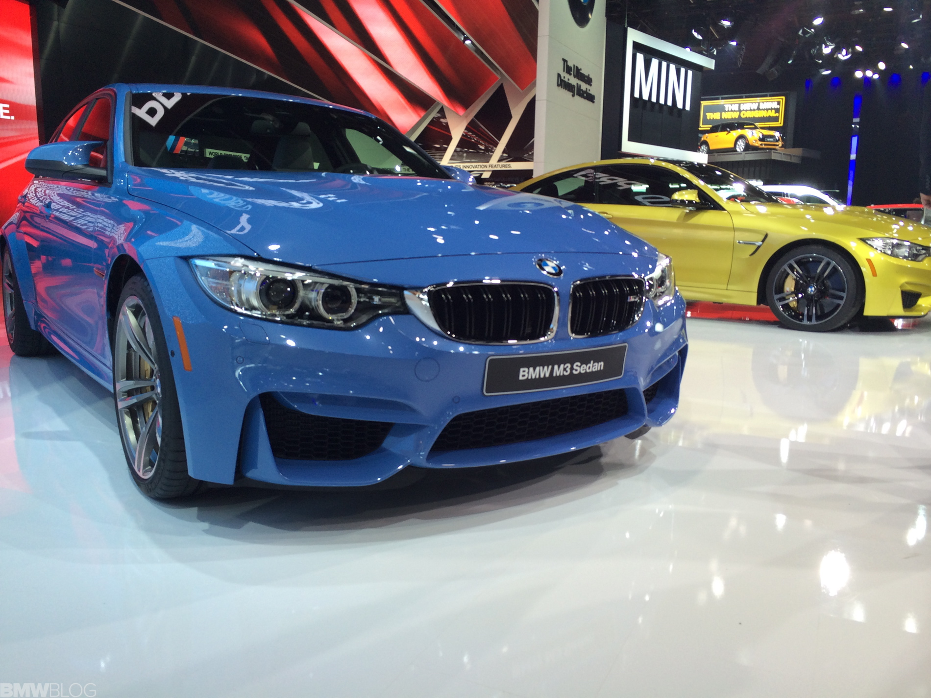 Do Not Expect To See BMW At The Next Year's Detroit Auto Show