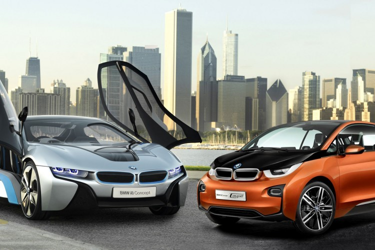Will i3 And i8 From BMW Be Renewed for 2nd-gen?