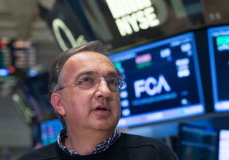 Sergio Marchionne passed away