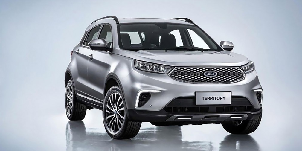 Ford Territory: old name for the new crossover