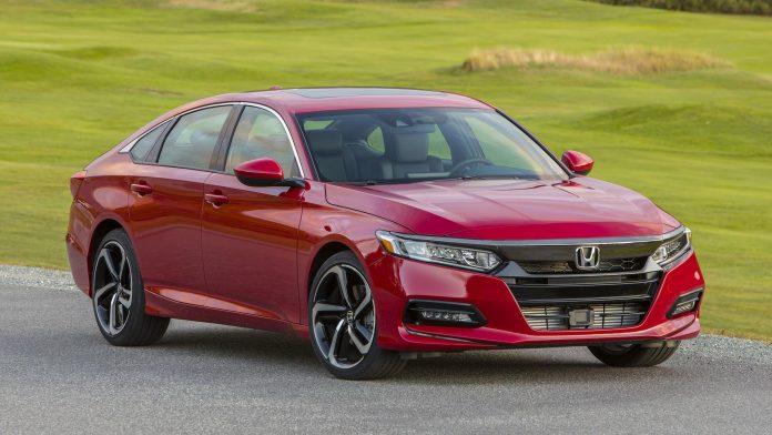 Honda Accord will leave the conveyor