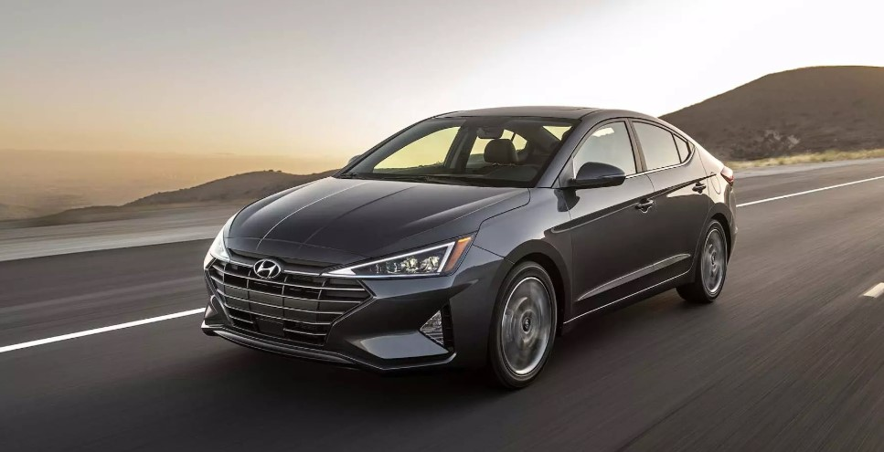 Unveiled the new Hyundai Elantra