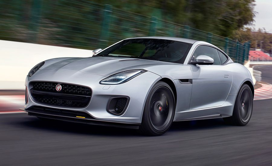 Changes To The Next Years F-Type From Jaguar