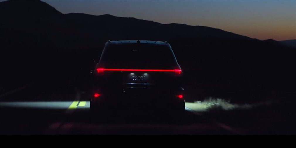 Lincoln Aviator appeared on the new photo