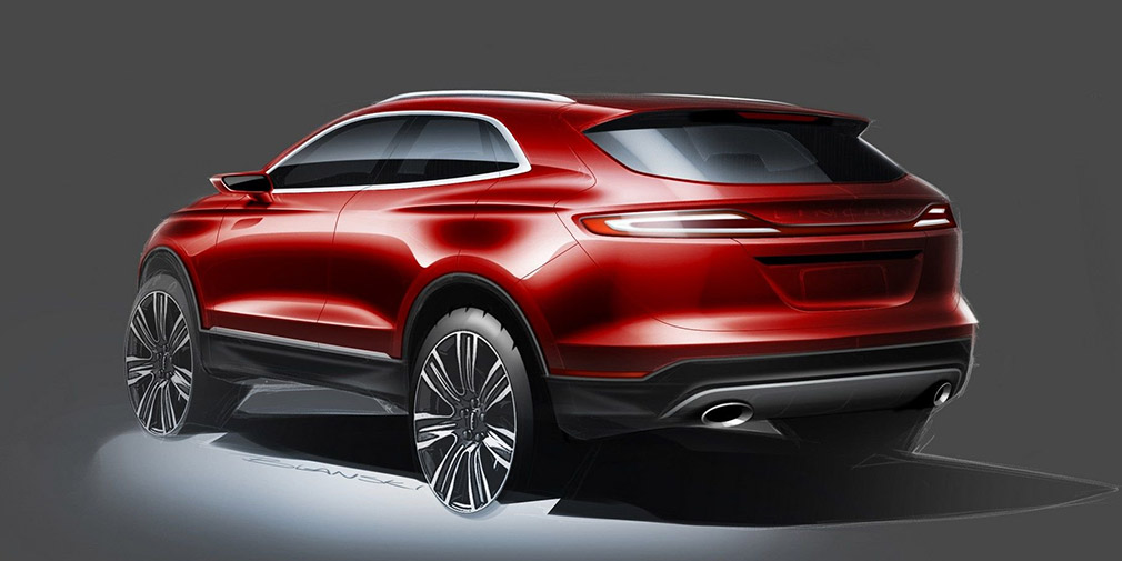 Lincoln promises to make a compact SUV