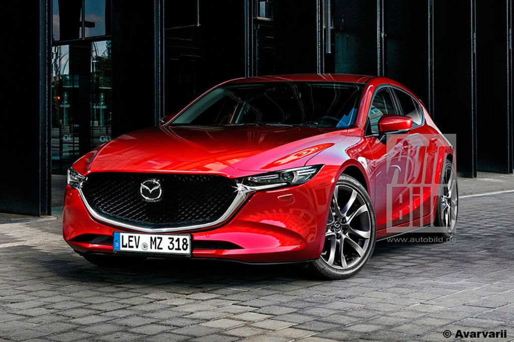 New Mazda 3 is preparing for November