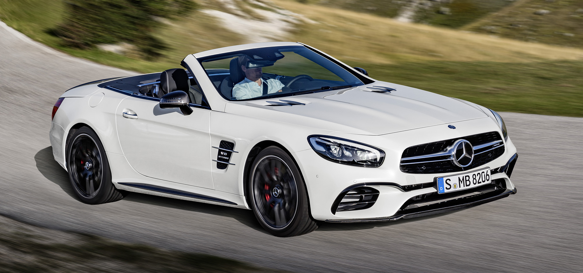 Mercedes-AMG SL73 2021 can get over 800 horsepower