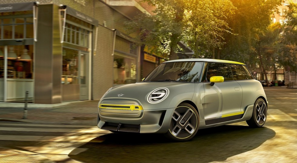 MINI creates a new electric car