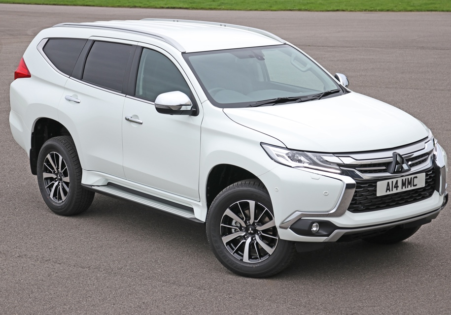 Mitsubishi has removed from the Pajero Sport rear seats