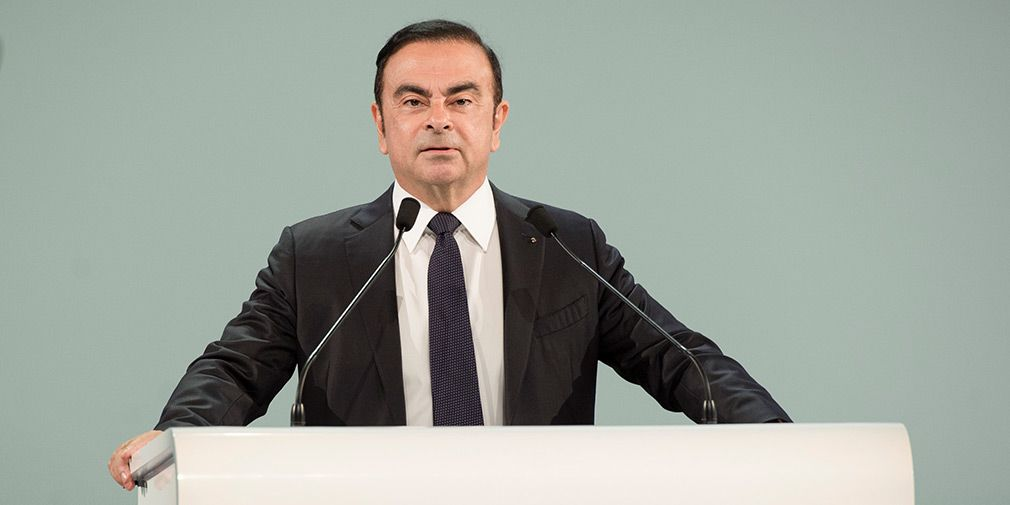 Carlos Ghosn was arrested again by a new charge