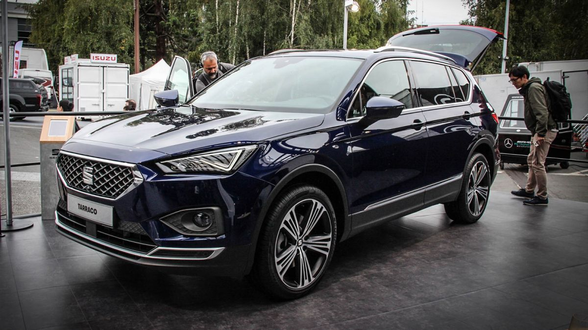 Seat Tarraco: debuted a new Spanish flagship