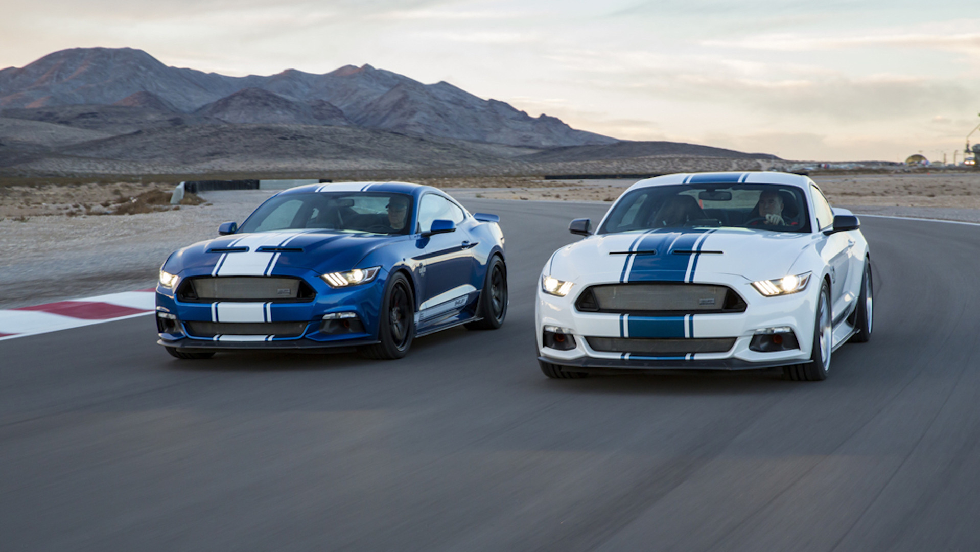 Is Shelby Super Cars Considering Another Vehicle?
