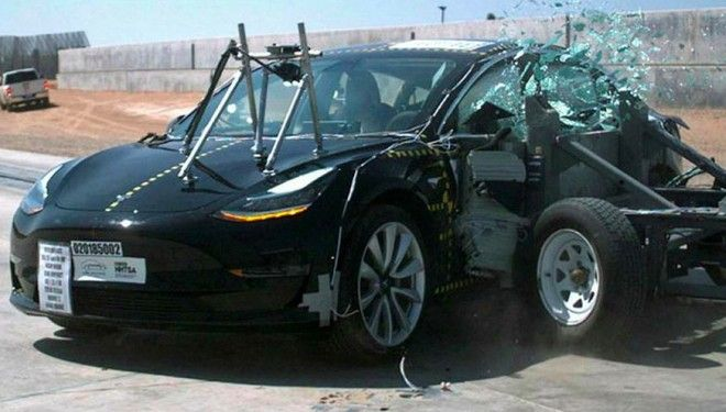 NHTSA called Tesla Model 3 the safest car