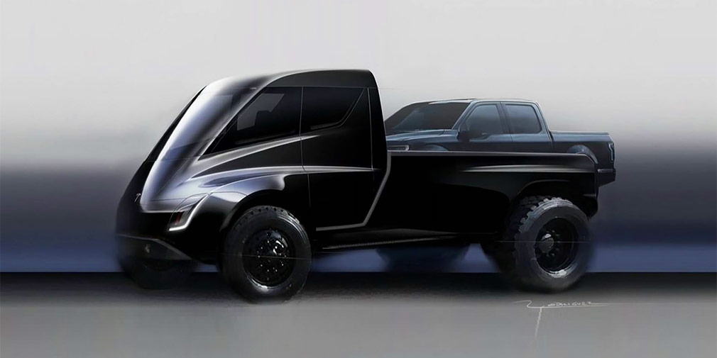 Tesla's electric pickup will be 'crazy'