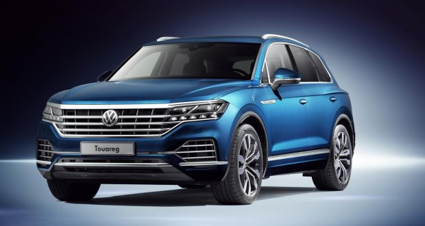 China, Expect The Innovated VW Touareg
