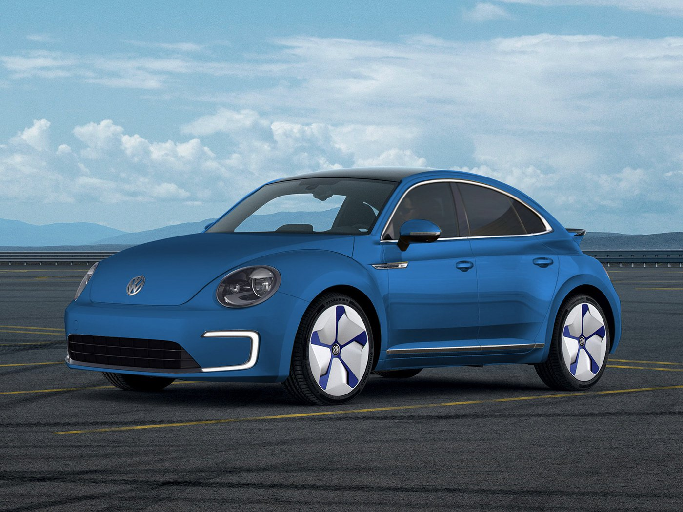 Volkswagen cult model will turn into an electric car