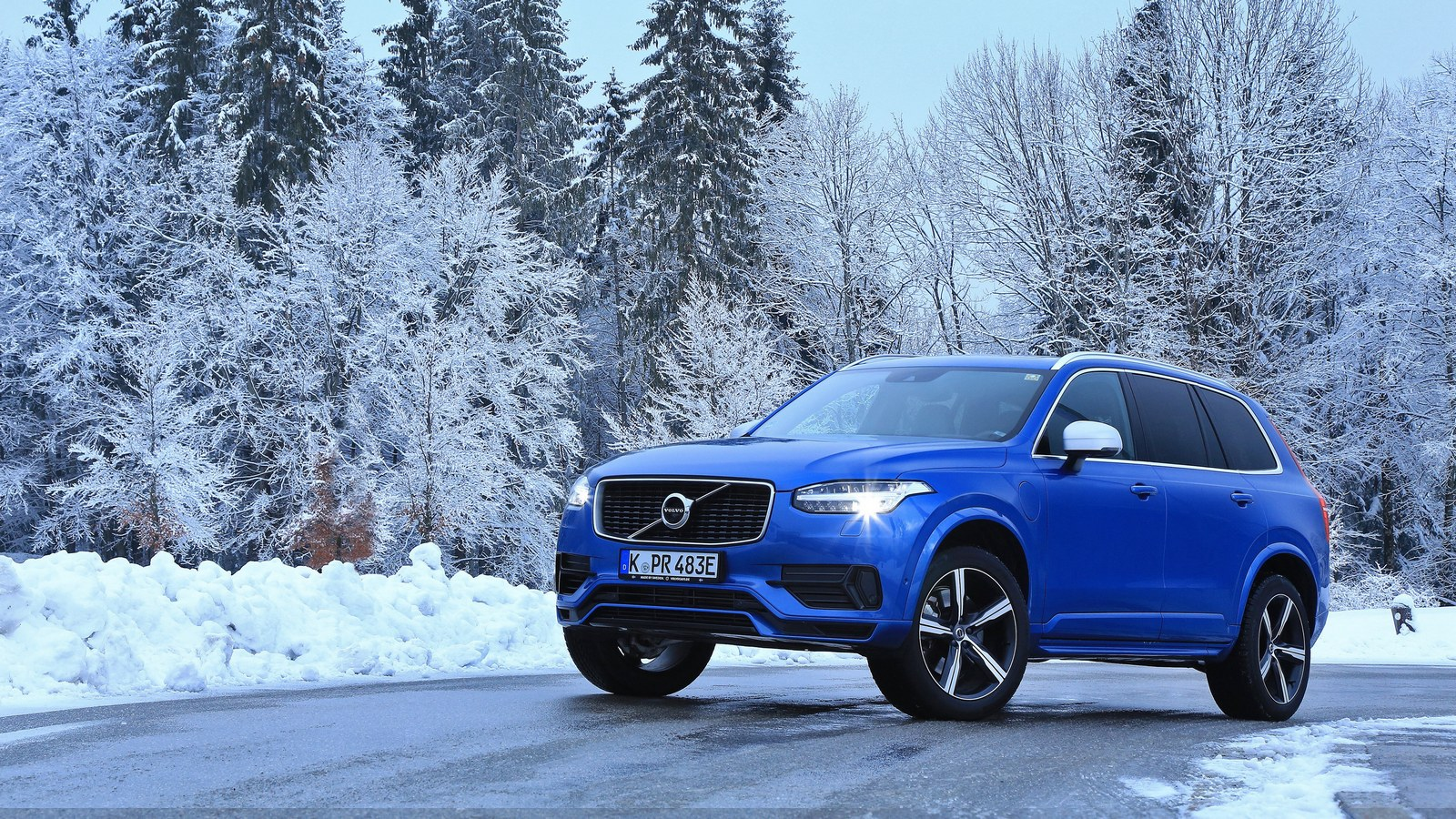 New Volvo XC90 coming in 2021 - Car news | CarsBase.com