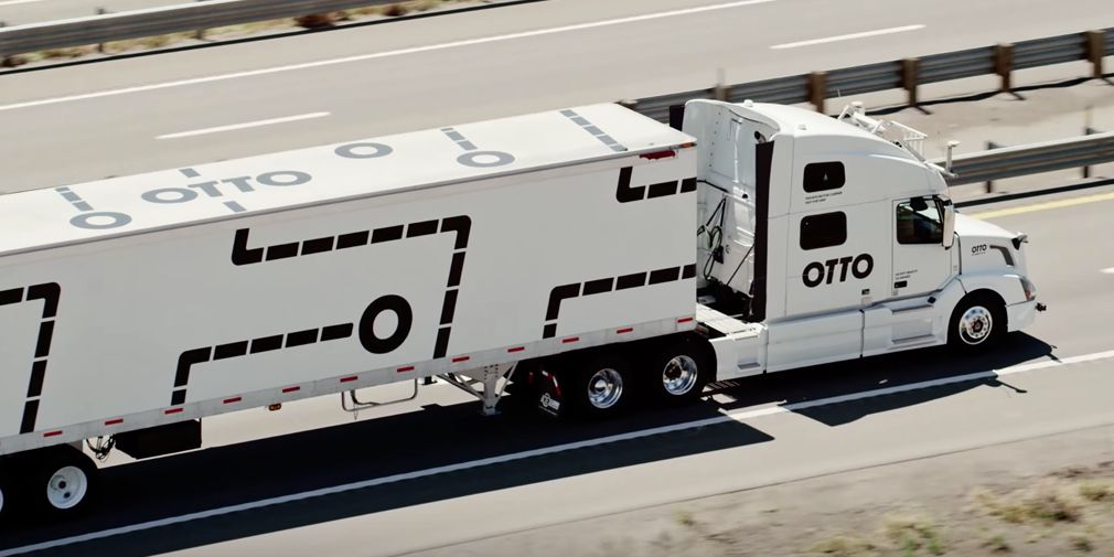 Uber finished with the development of cargo unmanned vehicles