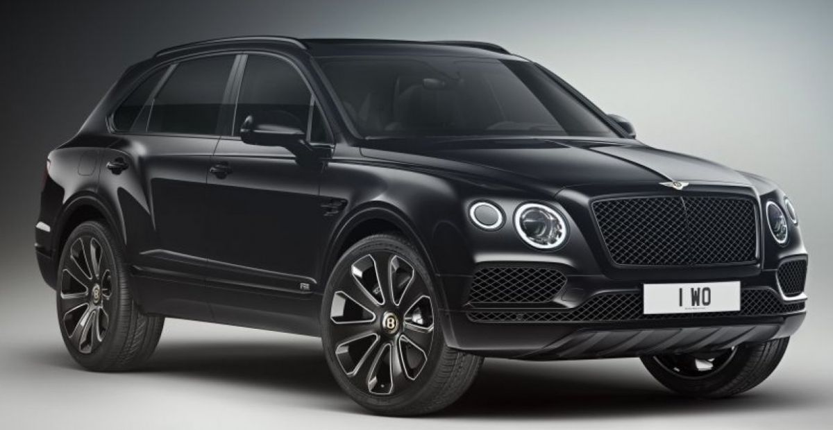 Bentley Bentayga has become even more unique