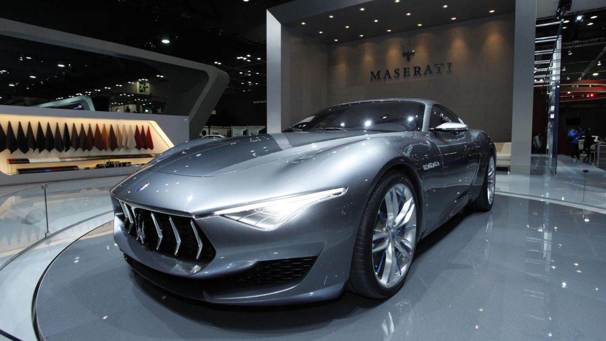 Maserati is preparing more than one sports car