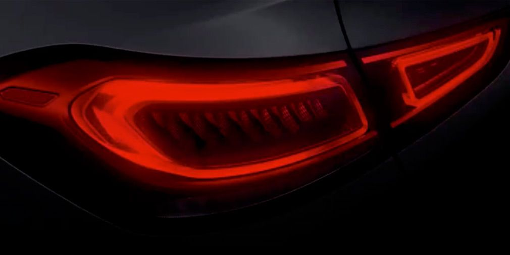 Mercedes prepares for the premiere a new SUV