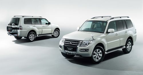 Mitsubishi Pajero Wagon finished its cycle with a final special version