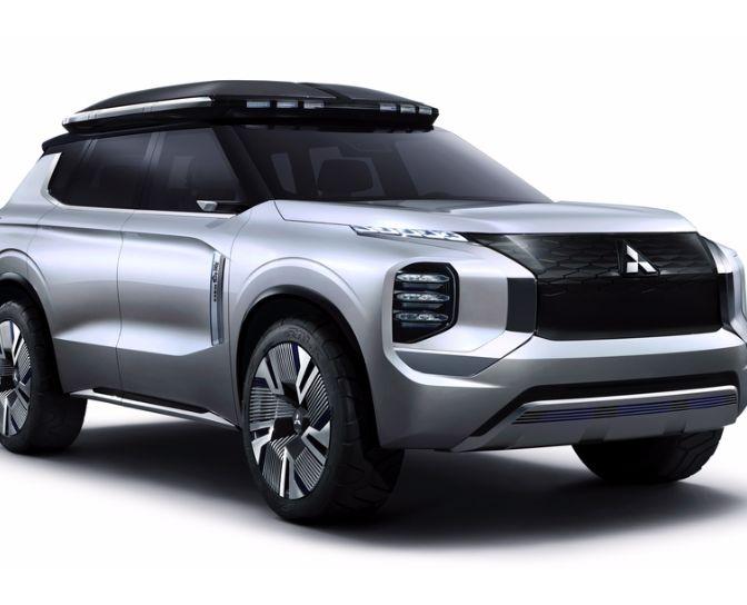 The future Mitsubishi Outlander will prepare a 3-row salon