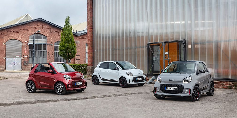 Smart ForTwo and ForFour says goodbye an engine