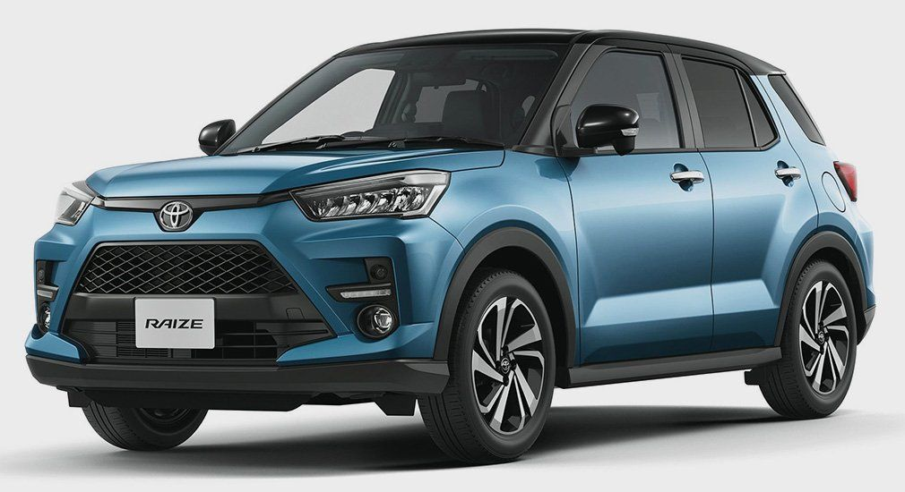 A brand new SUV joined the Toyota ranks