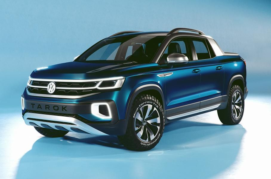 It became known when the new generation of Volkswagen Amarok