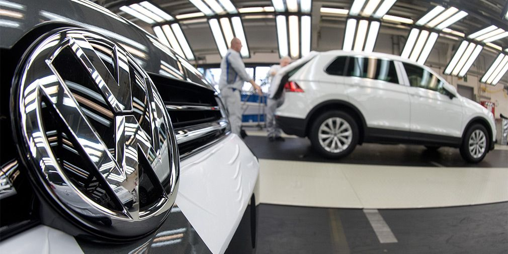 Volkswagen, BMW, and Daimler are accused of non-compliance with environmental technologies