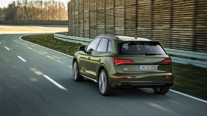 Audi introduced Audi Q5 2021