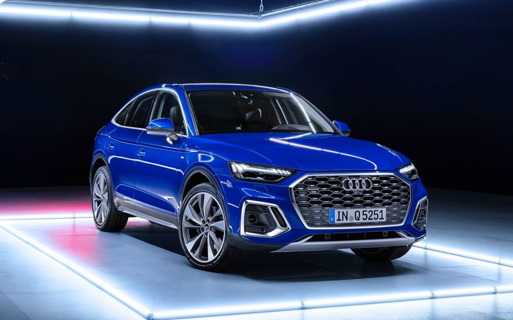 New crossover Audi Q5 Sportback will soon appear in Europe
