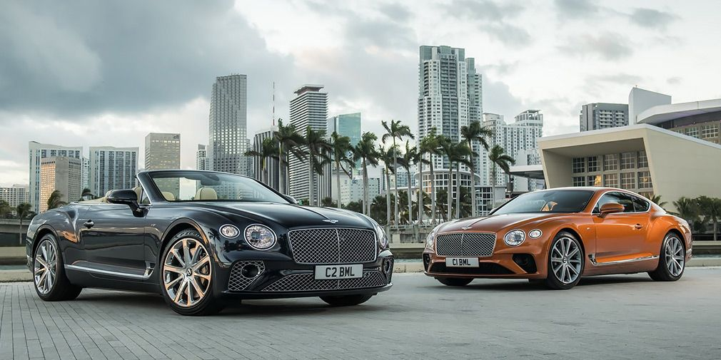 Bentley has changed sales leader