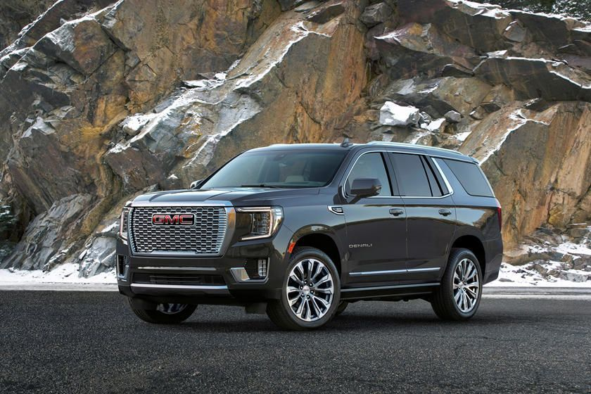 GM resumes production of Chevrolet Tahoe and GMC Yukon
