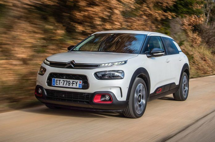 Citroen will have a new electric hatch this year