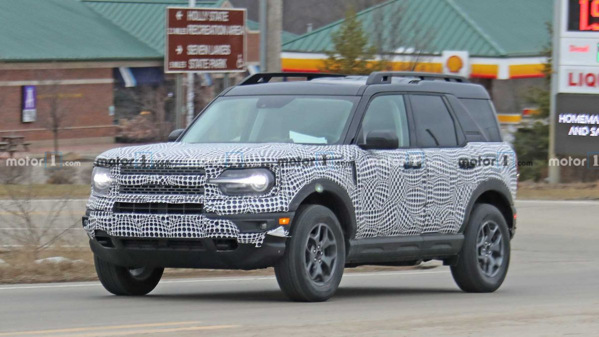 Ford Bronco Sport is almost ready for the premiere