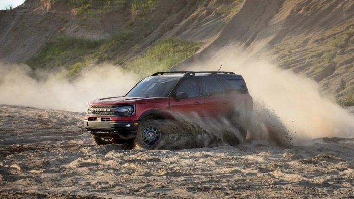 Ford Bronco will begin sales from March 2021
